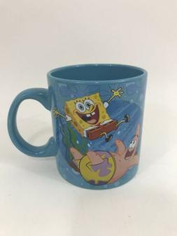 SpongeBob SquarePants Mug Coffee Cup 20 Oz Ceramic Microwave