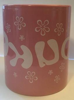 DUKE UNIVERSITY Mug Cup Coffee Tea NEW Pink Blue Devils RARE