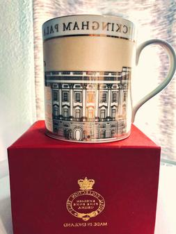 NEW Buckingham Palace Coffee Mug  Tea Fine Bone China Engla