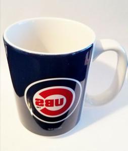 New Chicago Cubs Coffee Mug Red White Navy Logo 14oz Boelter
