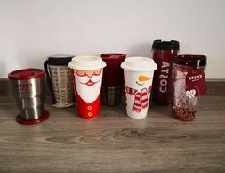 New Costa Coffee Travel Mug,Espresso Cup,Latte Glass,London