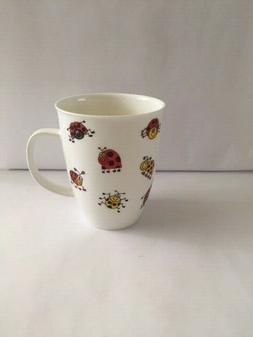 NEW DUNOON Jane Brookshaw Little Nippers Bone China Coffee M