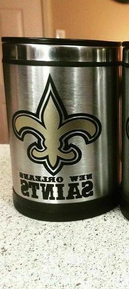 New Orleans Saints Self Stirring Coffee Mug