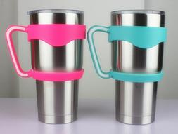 New Portable Hand Holder Plastic Multicolor Cups Handle for