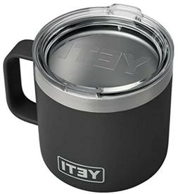 new rambler 14 oz mug stainless steel