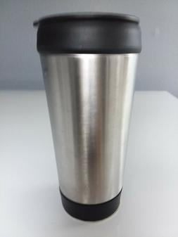New Stainless Steel Travel Coffee Thermal Mug with Push Lids