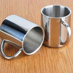 New Tumbler Drinkware Tea Cup Coffee Mug Portable Stainless