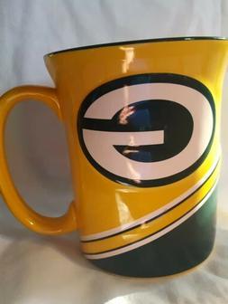 NFL Green Bay Packers Coffee Mug 18oz Twist Style Boelter Br