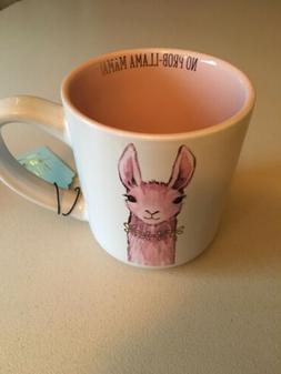 No Prob-Llama Coffee Tea Mug Alpaca Llama