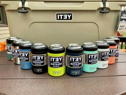 NWT AUTHENTIC YETI Rambler 12oz. Colster Can Insulator ~ Cho