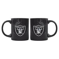 Oakland Raiders Boelter NFL Rally Coffee Mug 11oz FREE SHIP!