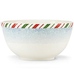 Kathy Ireland Once Upon A Christmas Appetizer Bowl