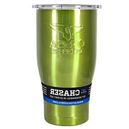 ORCA 27 oz Chaser Tumbler Candy Apple Green Translucent
