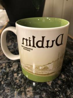 Starbucks Mug City Serie Original Dublin RqAc5L34jS