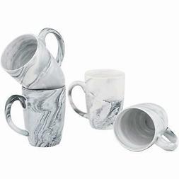Culver 16-Ounce Palermo Ceramic Mug Set of 4