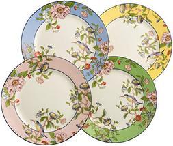 "Aynsley Pembroke Color Plates 8"""