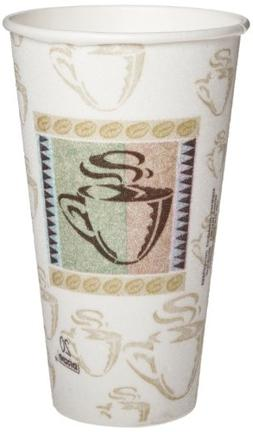 PerfecTouch 5360CD WiseSize Insulated Paper Hot Cup, Coffee