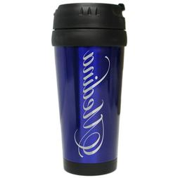 Personalized Travel Coffee Mug 16 oz - Custom Engraved Tumbl