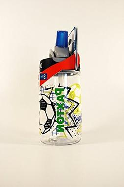 Personalized .4L Kid's Goal! Camelbak Bottle - Soccer