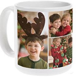 Design Your Personalized Photo Coffee Mug - Upload your logo