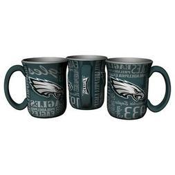 Philadelphia Eagles Boelter NFL Spirit Coffee Mug 17oz FREE