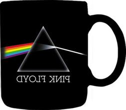Mugs Pink Floyd-Dark Side of Moon Designed Mug, 12-Ounce, Bl