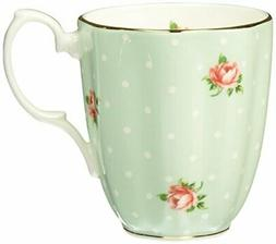 Royal Albert POLROS26729 Polka Dot & Rose Mug