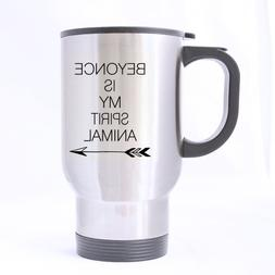 Popular Funny Beyonce fan coffee mug - Beyonce Is My Spirit