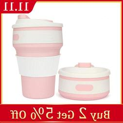 Portable Silicone <font><b>Cup</b></font> Hot Folding Silico