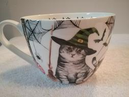 Portobello Bone China Halloween Large Coffee Mug Cup Creepy