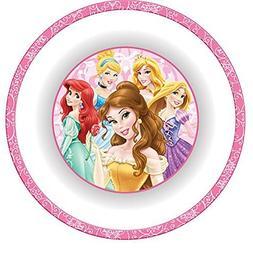 Disney Princesses Baby Girls Food Bowl - 5.5 Inches Melamine