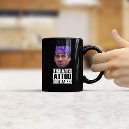 Prison Mike Coffee Mug - The Office Mugs - Michael scott pri