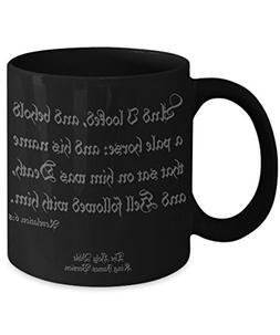 Rides Pale Death Mug A Punisher Coffee VpqUSzM