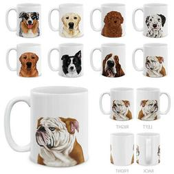 Puppy Design 11 OZ Mug Creative Ceramic Coffee Water Porcela