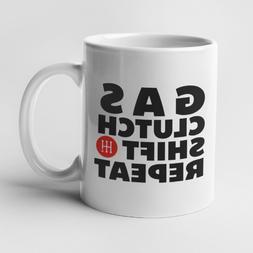 RACE CAR LOVER  11 oz Coffee Mug Gifts D Ideas for Men / Wom