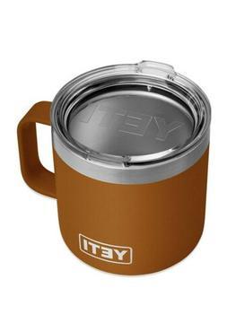YETI Rambler 14 oz Stainless Steel Vacuum Insulated Mug w/ L