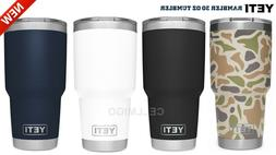 YETI Rambler 30 oz Stainless Steel Vacuum Insulated Tumbler