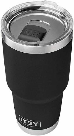 YETI Rambler 30 oz Tumbler, Stainless Steel, Vacuum Insulate