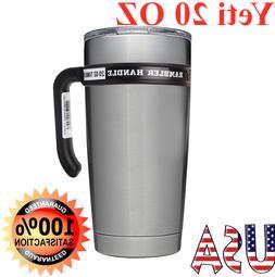 YETI Rambler Handle 20 oz Tumbler Travel Mug Grip Cup Holder