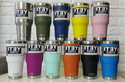 YETI Rambler + Lid Cup Large Travel Coffee Premium Insulated