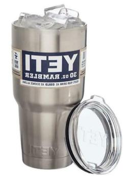 Yeti Rambler Stainless Steel Coffee Mug Cup Insulated 30oz T
