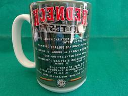 Redneck Hillbilly IQ Test Ceramic Coffee Mug 16 oz.