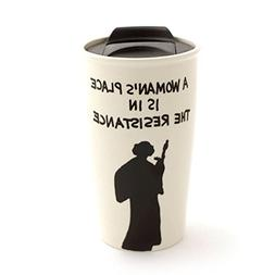 Resistance Princess Leia Eco Travel Mug