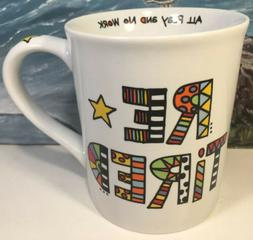 RETIRED Coffee Mug NEW All Play And No Work   Brand Our Name