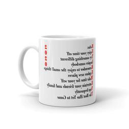 Retirement Poem For Men or Women 2020 Coffee Tea Ceramic Mug