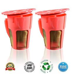 canFly Reusable 4-Cup Carafe Coffee Filter the Keurig 2.0, K