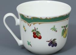 ROY KIRKHAM BOTANICAL CHINTZ Fine Bone China BREAKFAST Cup O