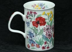 ROY KIRKHAM FLORET Fine Bone China LANCASTER Mug #1a