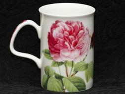ROY KIRKHAM LES ROSES Fine Bone China LANCASTER Mug #3b