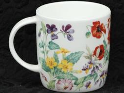 ROY KIRKHAM WORLD OF FLOWERS Fine Bone China SOPHIE Mug #1b